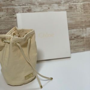 Chole Parfums Drawstring Bag